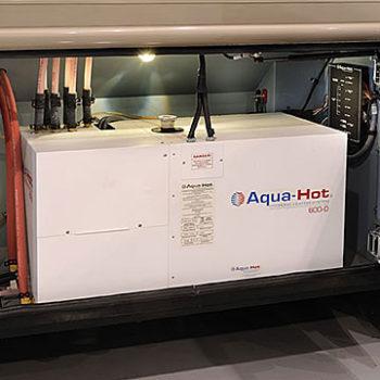 Aqua-hot repair