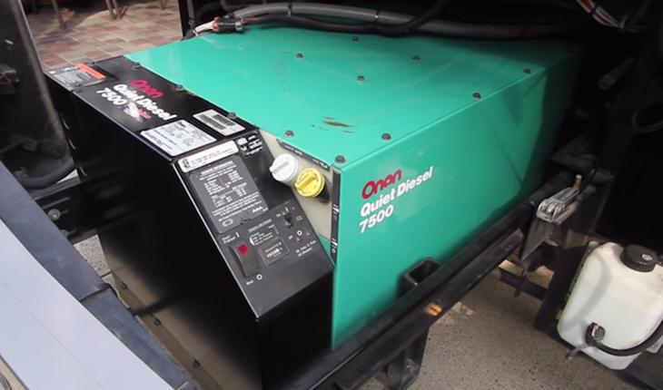 Motorhome Generator Service